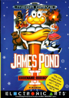 Sega Mega Drive: James Pond II (2): Codename Robocod - Boxed Complete